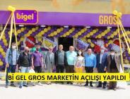 Pazaryeri İlçesinde Bİ GEl Gros Market Hizmete Girdi