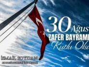 AK PARTİ PAZARYERİ İLÇE BAŞKANI SOYDAN'IN 30 AĞUSTOS MESAJI